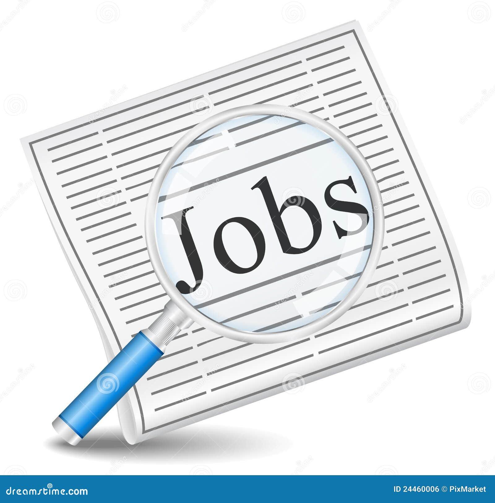 Job Search Concept