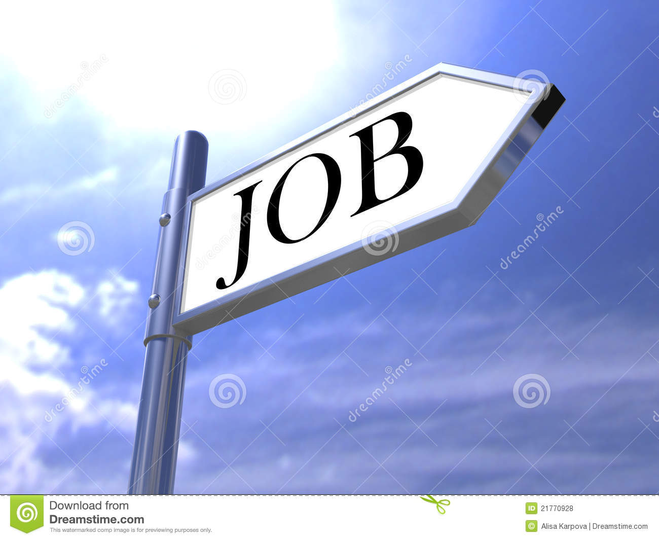job search road sign vacancy for jobs royalty stock job search road sign vacancy for jobs