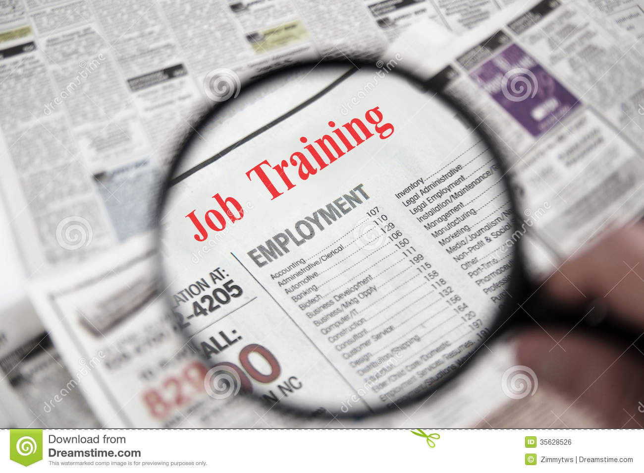 on job training Performance reviews are implemented in most workplaces these days and they are designed to look at how you are doing in your role and whether there are any areas of development or training you may need.