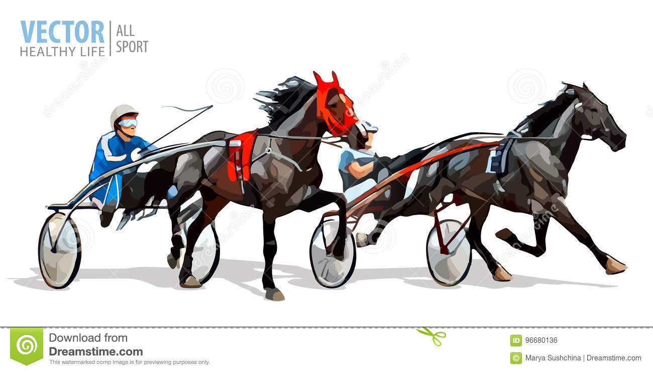 Harness Racing Race Bikes Wire Center Amplifier Circuit Lm380 Amplifiercircuitsaudio Amplifiercircuit Jockey And Horse Two Horses Competing With Each Other Rh Dreamstime Com For Sale Barn