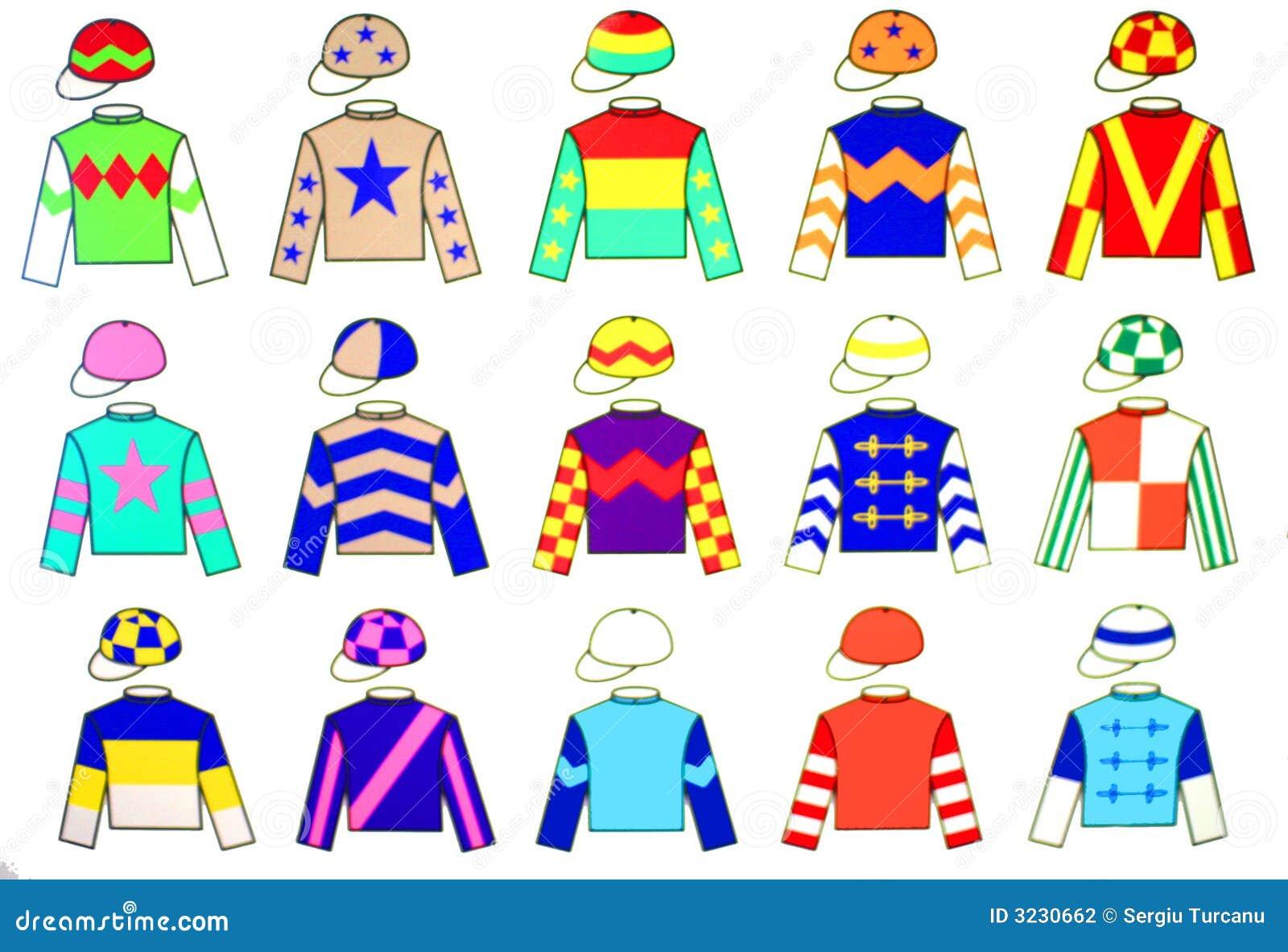 Jockey Silks Design