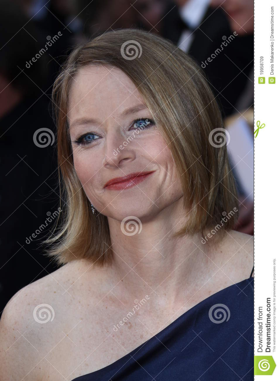Jodie Foster Editorial Stock Image Image Of Fashion 19958709