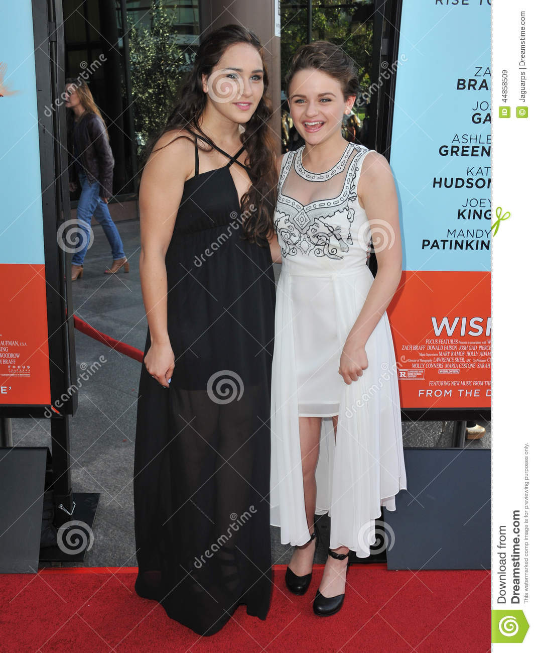 Joey King y Kelli King