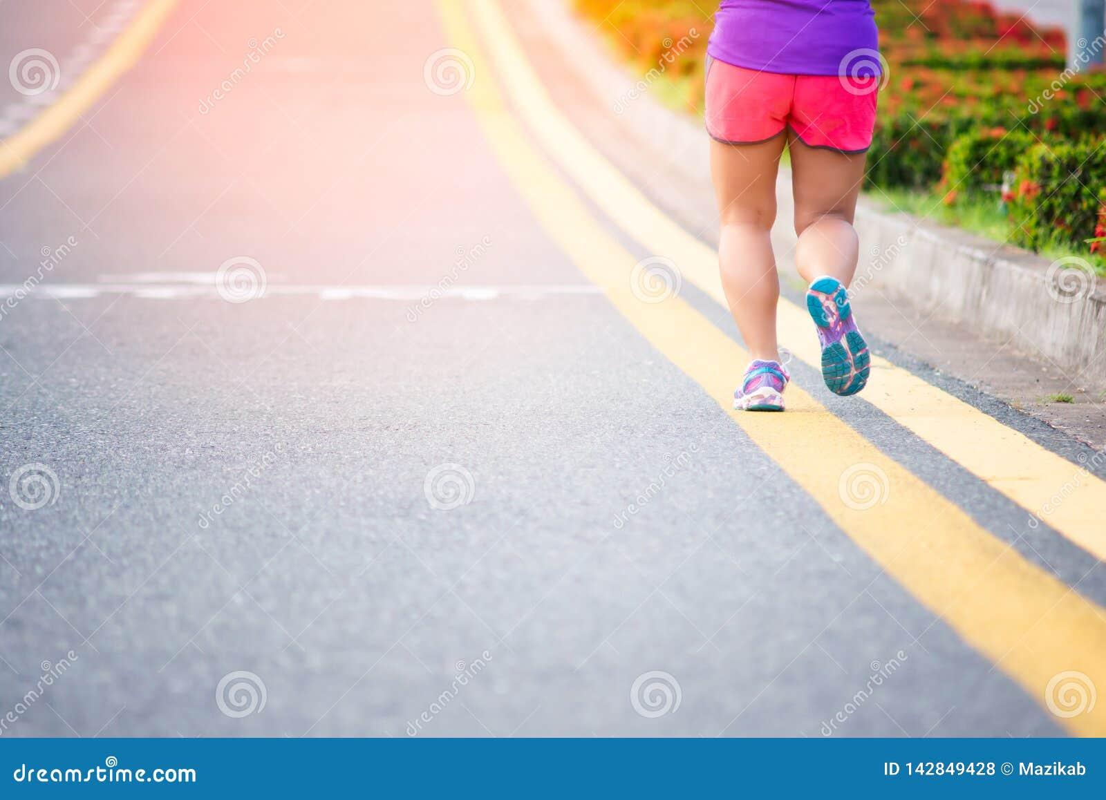Jogger bieg