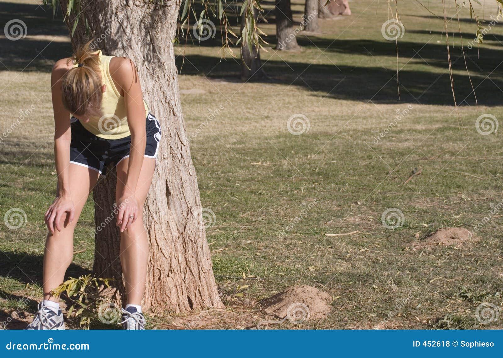 Jogging высасывания