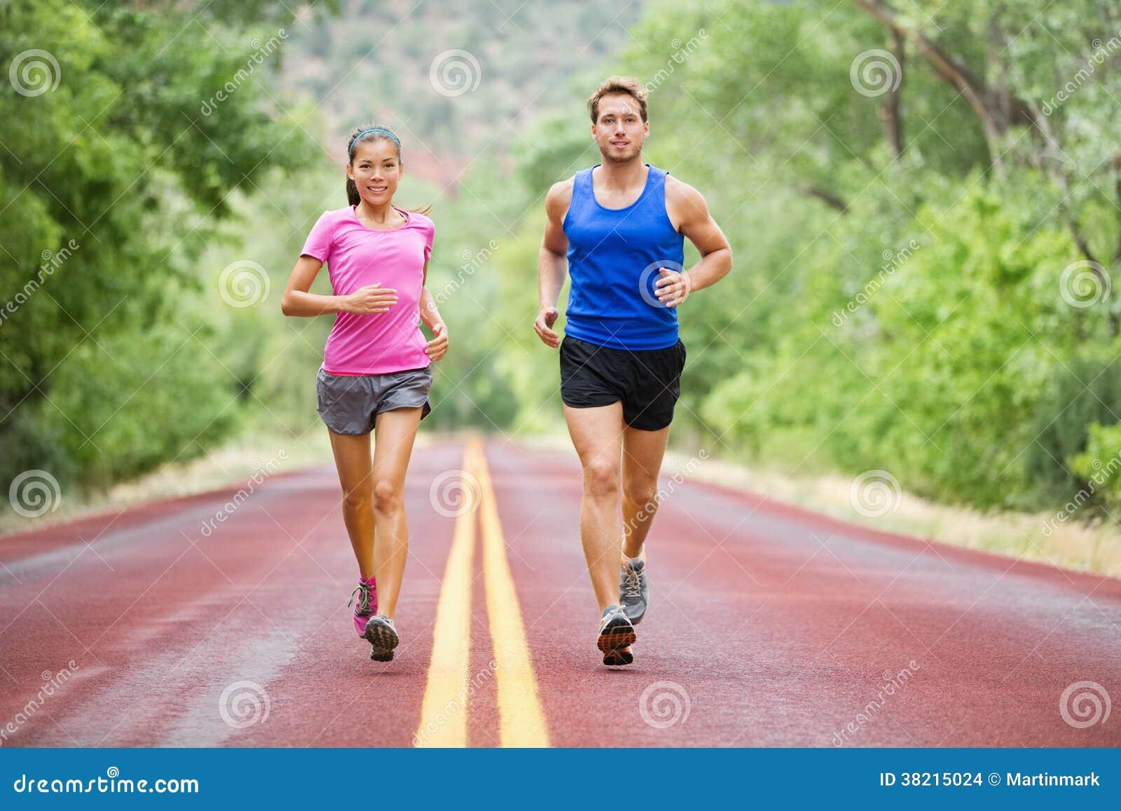 Jogging пар спорта фитнеса бежать