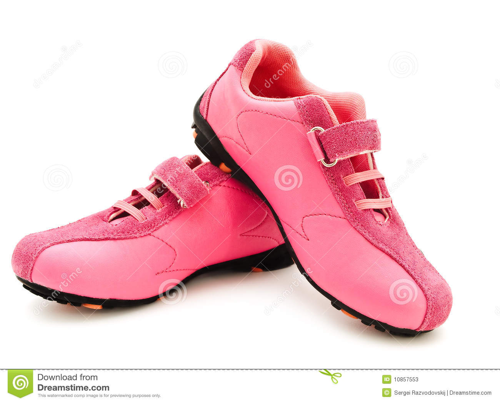 Jogging Shoes Stock Image - Image: 8440791