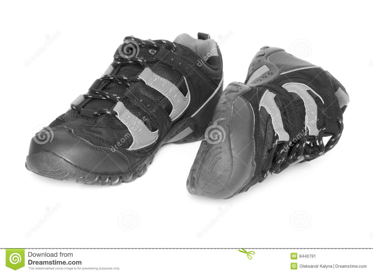 Jogging Shoes Stock Images - Image: 5037214