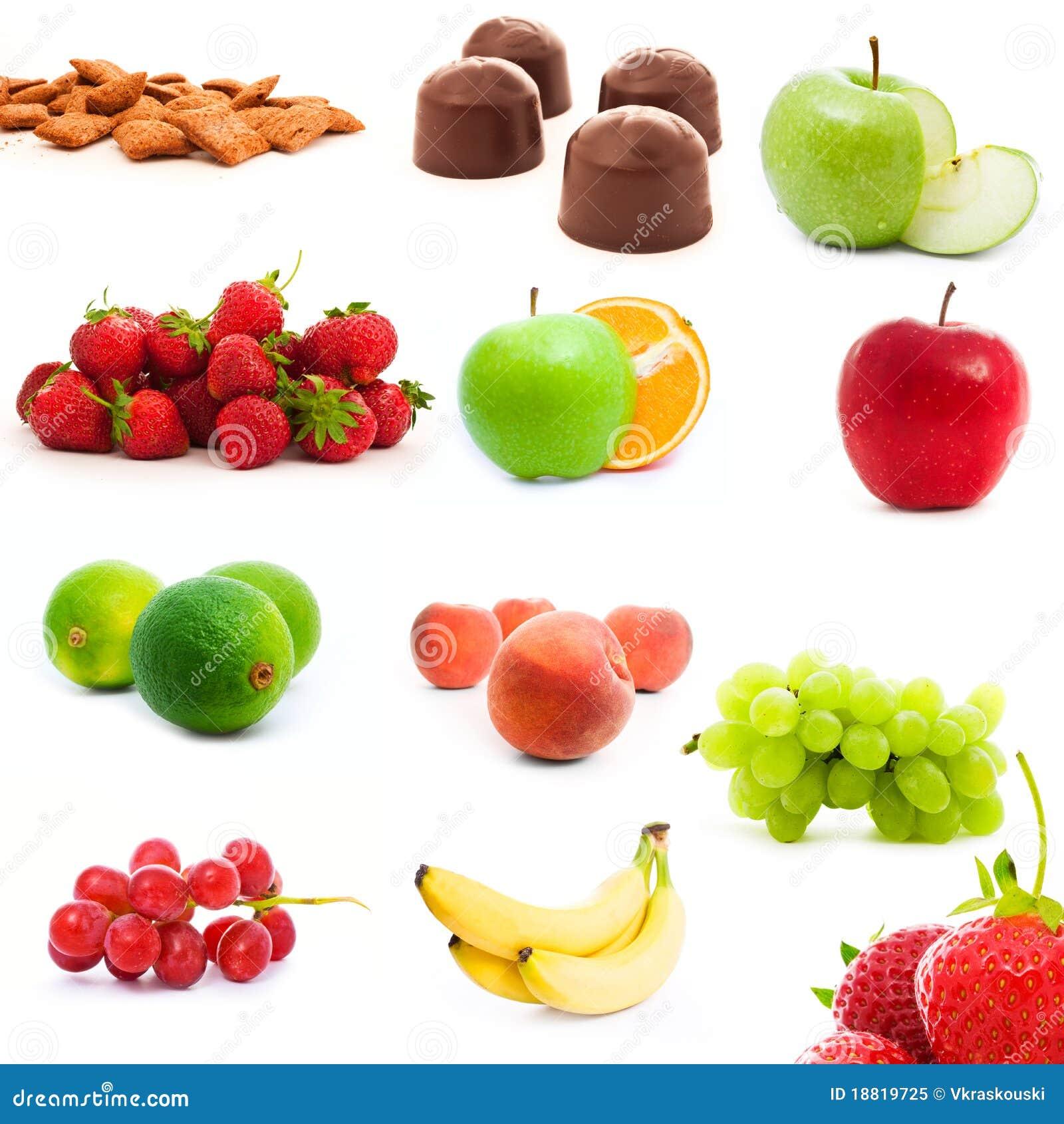 Jogo das frutas e verdura