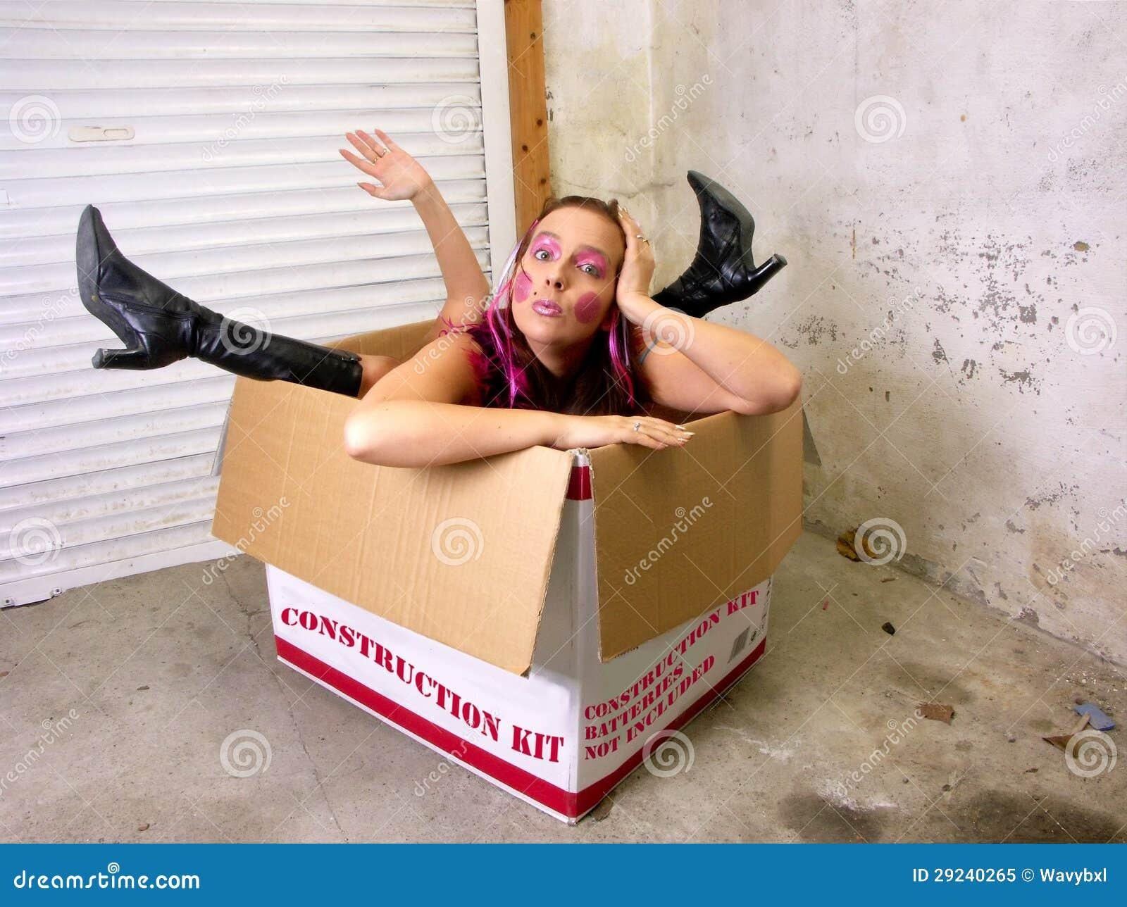 Download Jogo De Construção Da Menina. Imagem de Stock - Imagem de humor, gracejo: 29240265