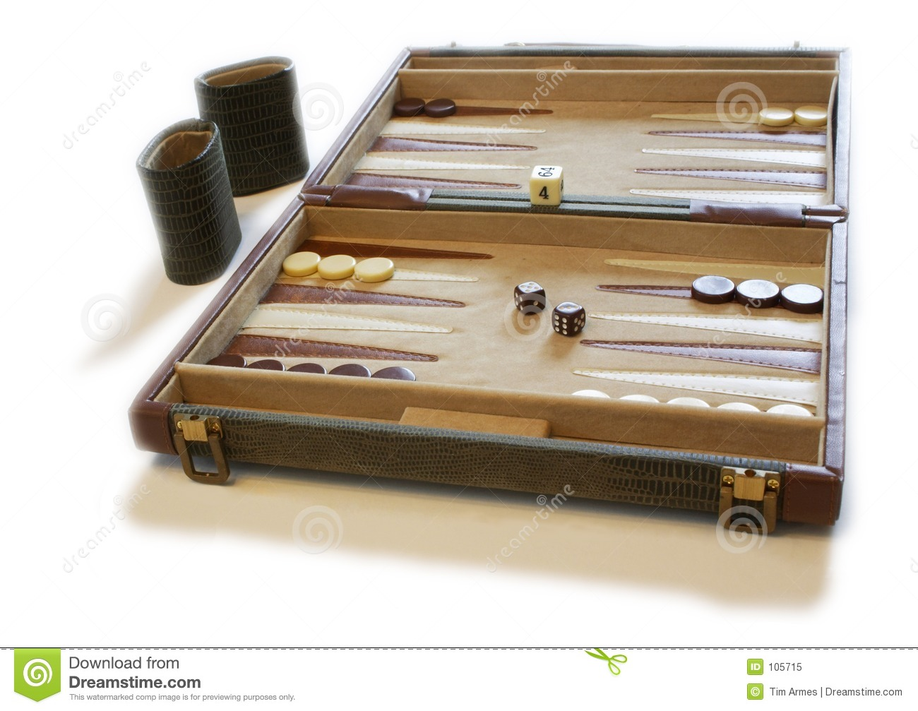 Jogo do Backgammon