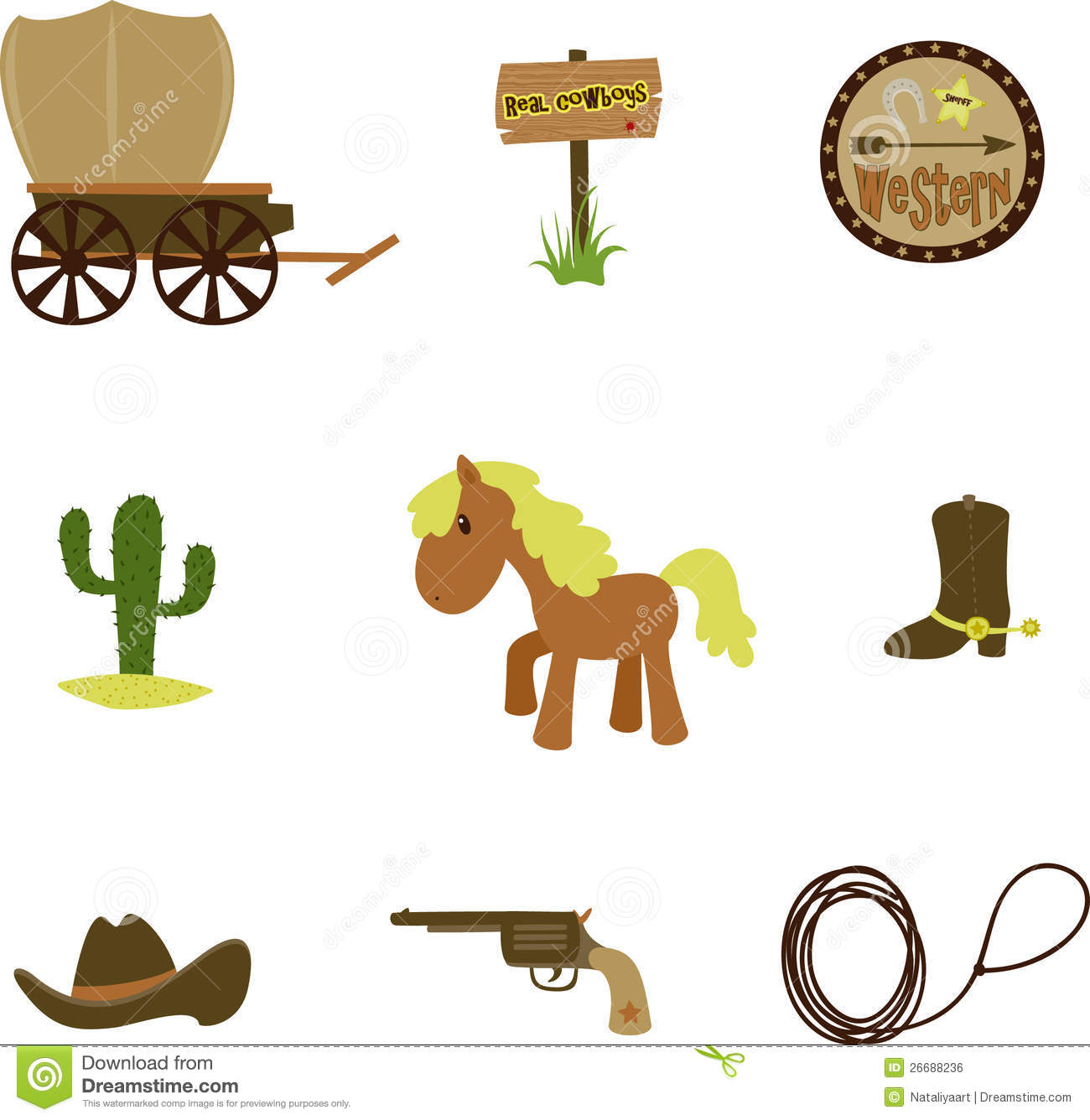 clipart gratuit far west - photo #30