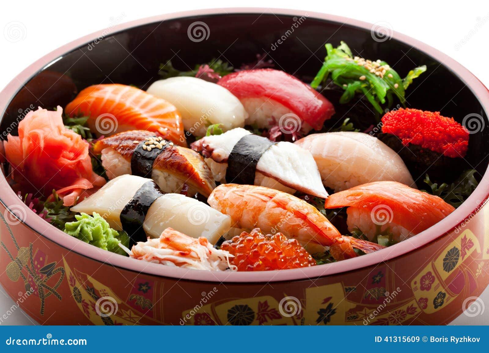 Jogo do sushi