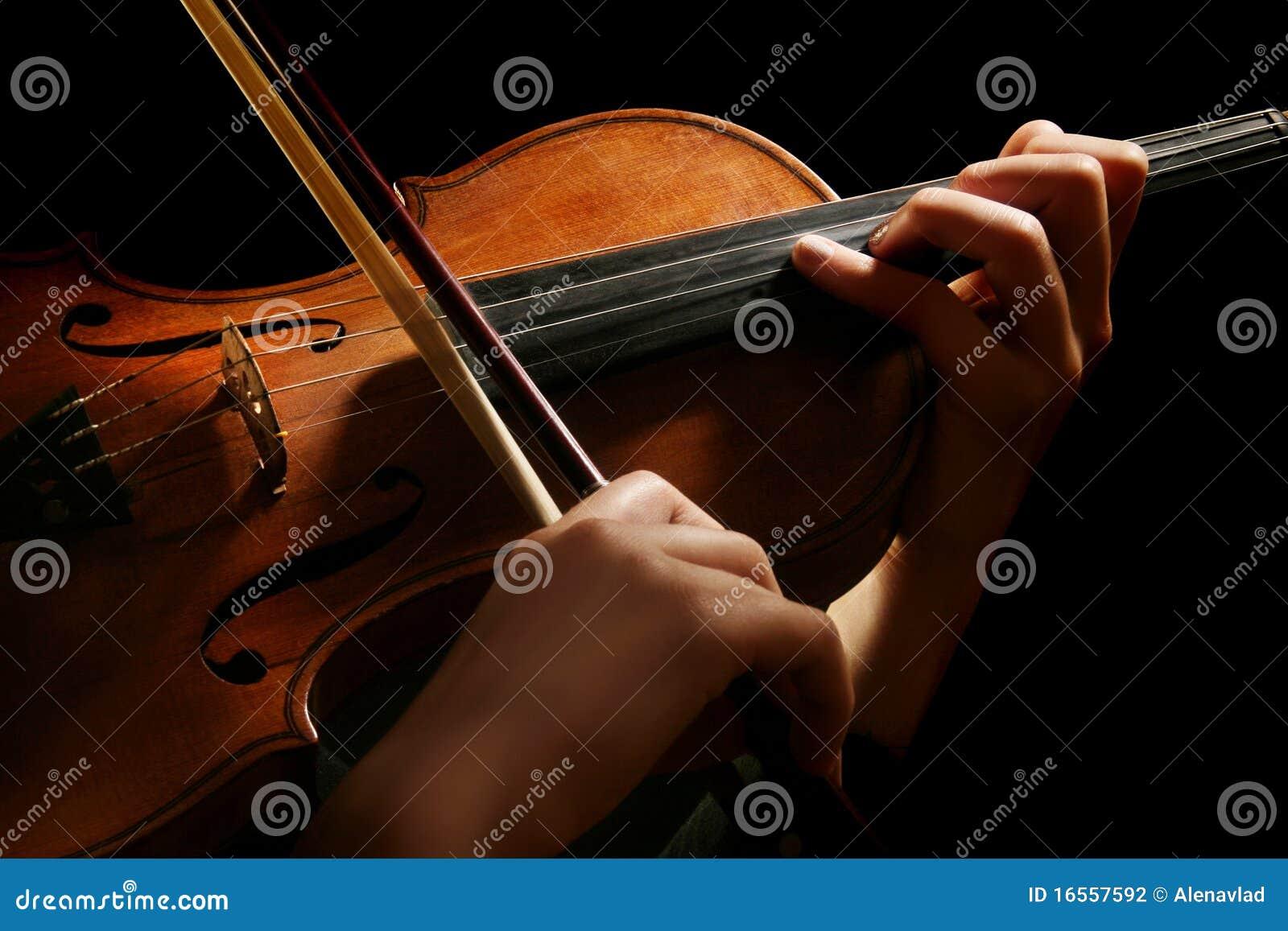 Jogo do violino