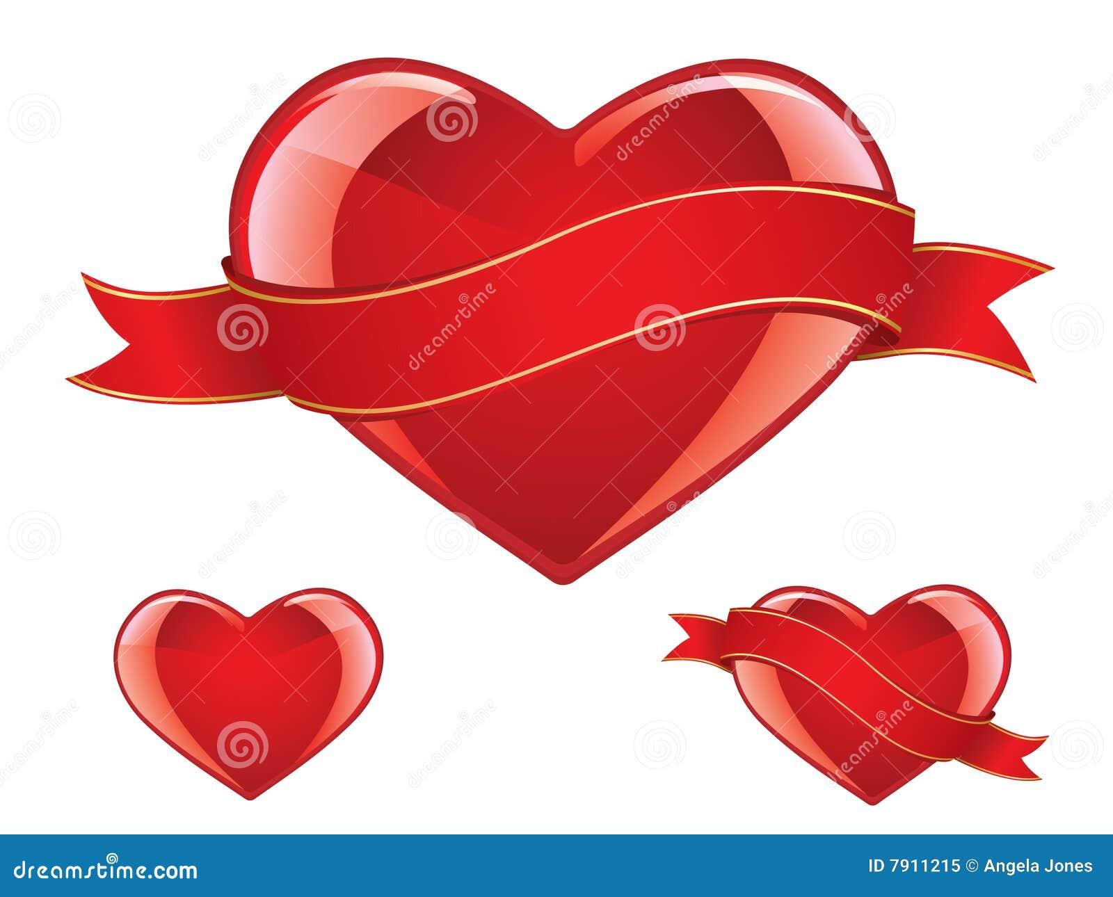 Jogo lustroso do coração