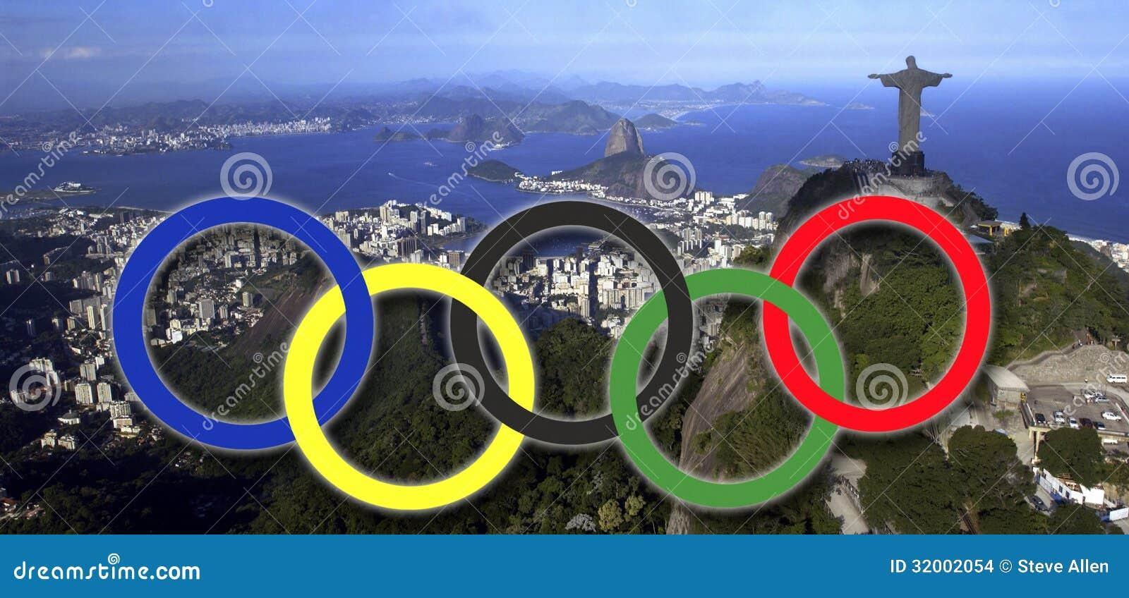 Jogos Olímpicos - Rio de janeiro - Brasil