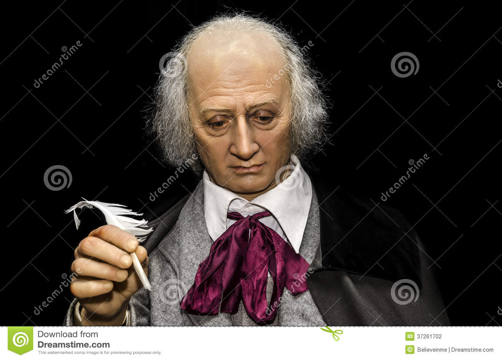 Johann Wolfgang Von Goethe Editorial Photography Image Of