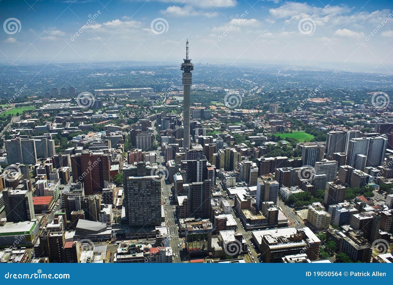 Johannesburg céntrica