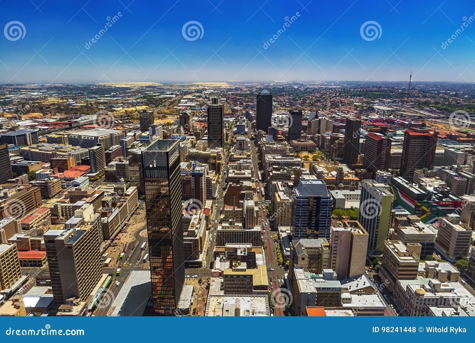 Johannesburg, Zuid-Afrika
