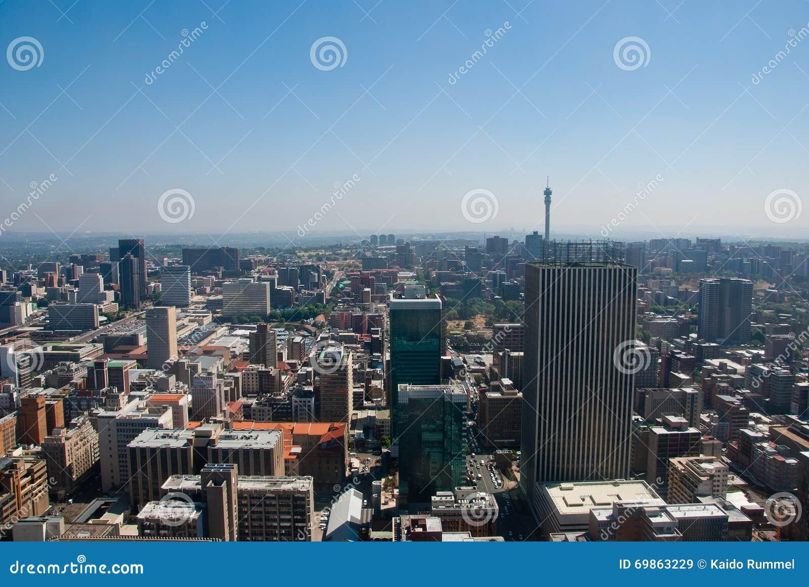 Johannesburgo central