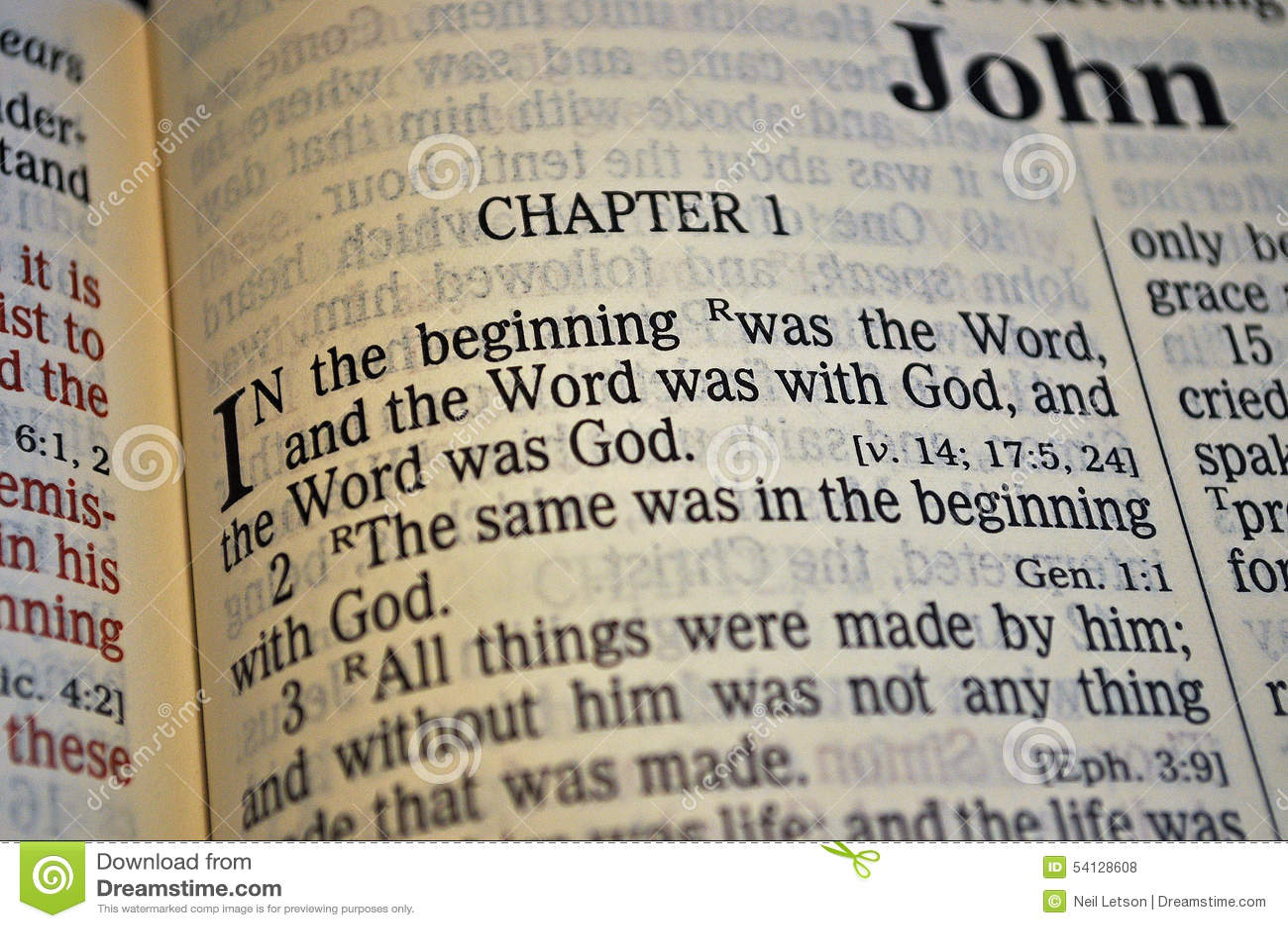 Gospel Of John Essays (Examples)