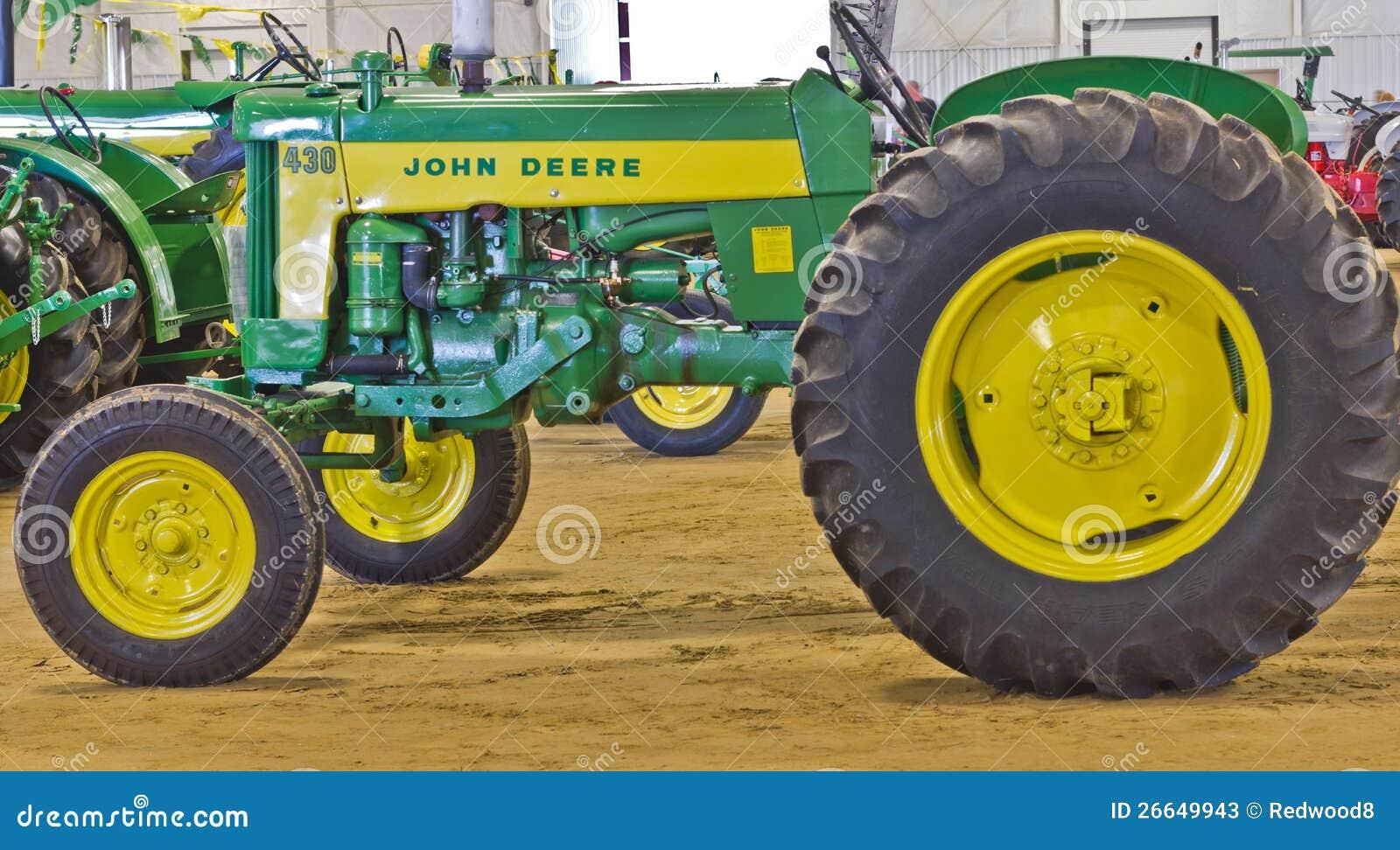 John Deere Model 430 de Tractor van het Nut