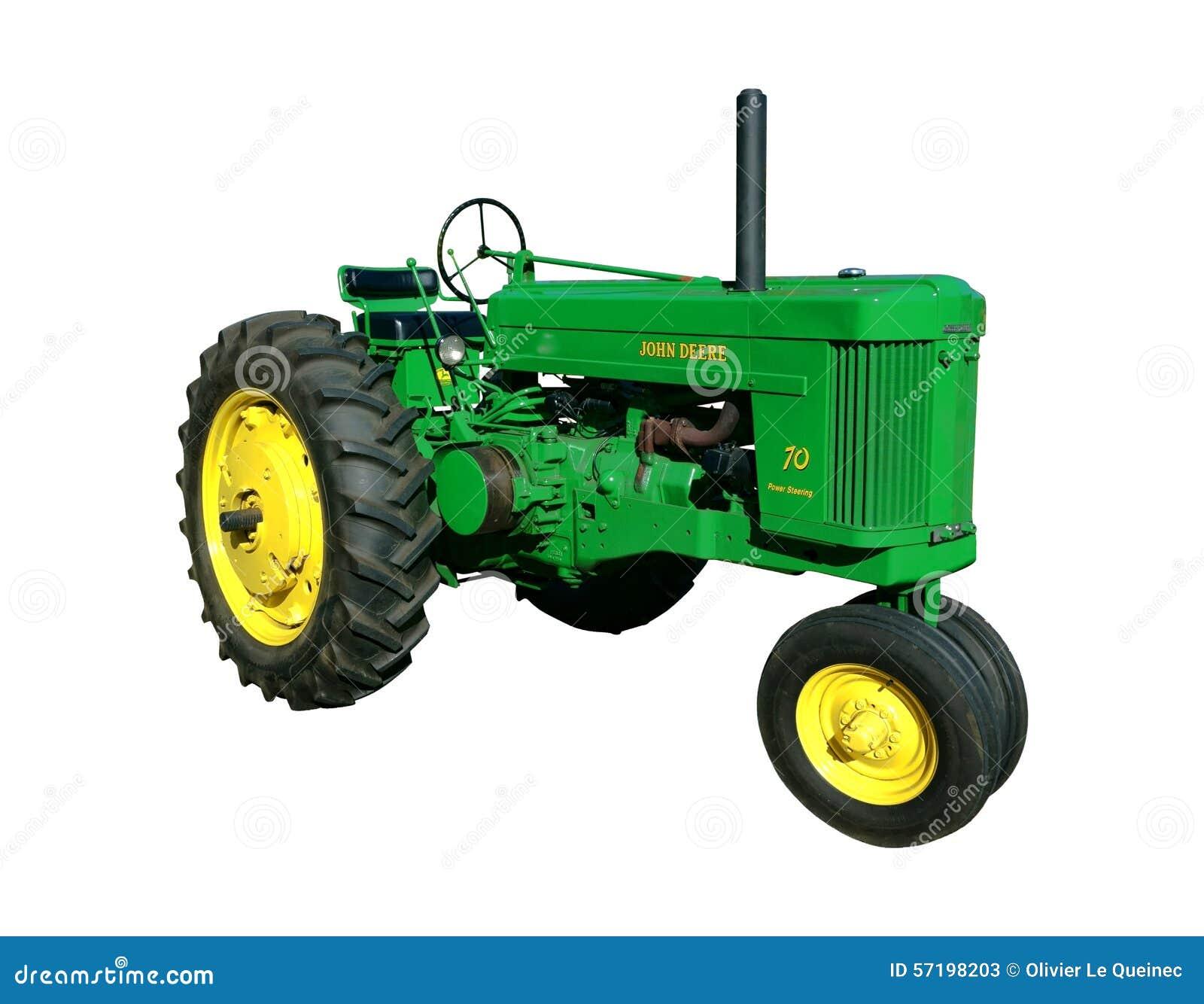 Old John Deere Tractors : John deere vintage agriculture tractor editorial stock