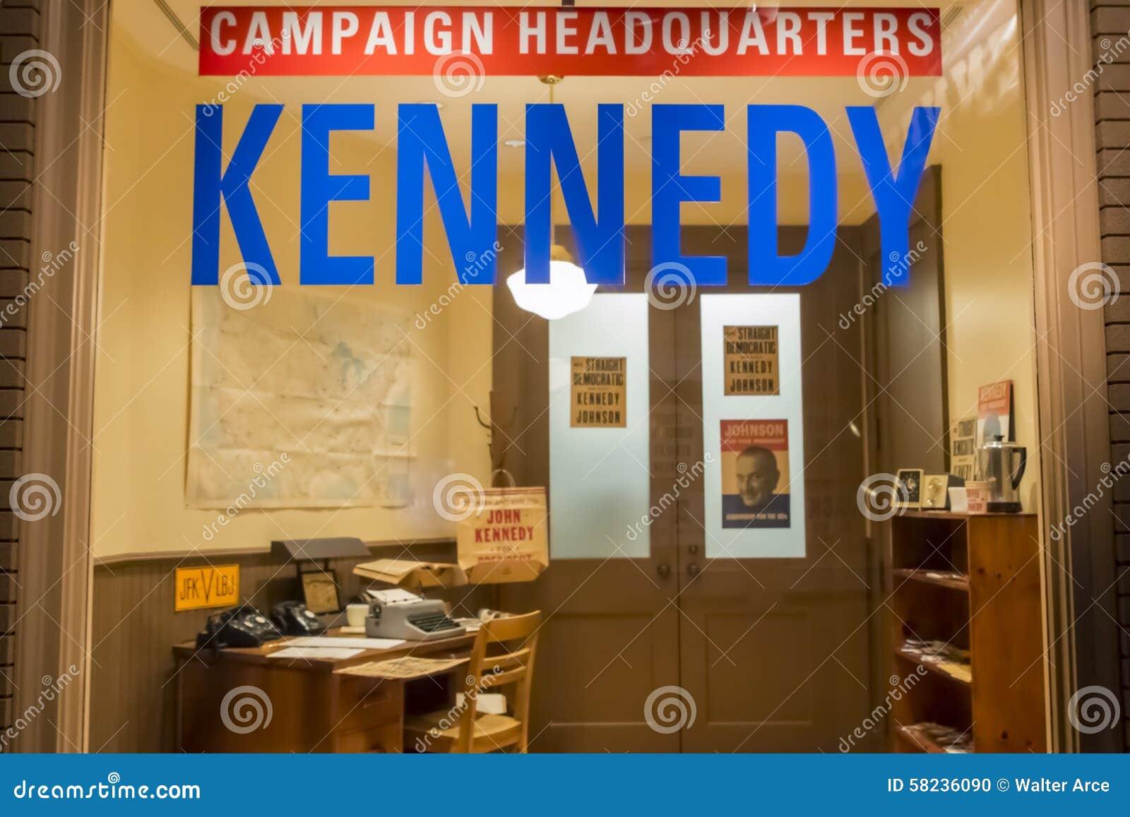 John F Kennedy biblioteka prezydencka