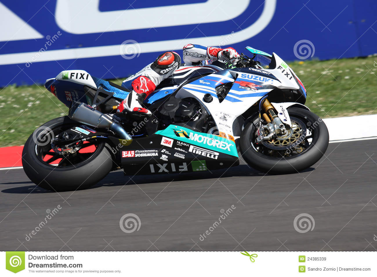 John Hopkins Hopper - Suzuki GSX-R 1000 - Crescent