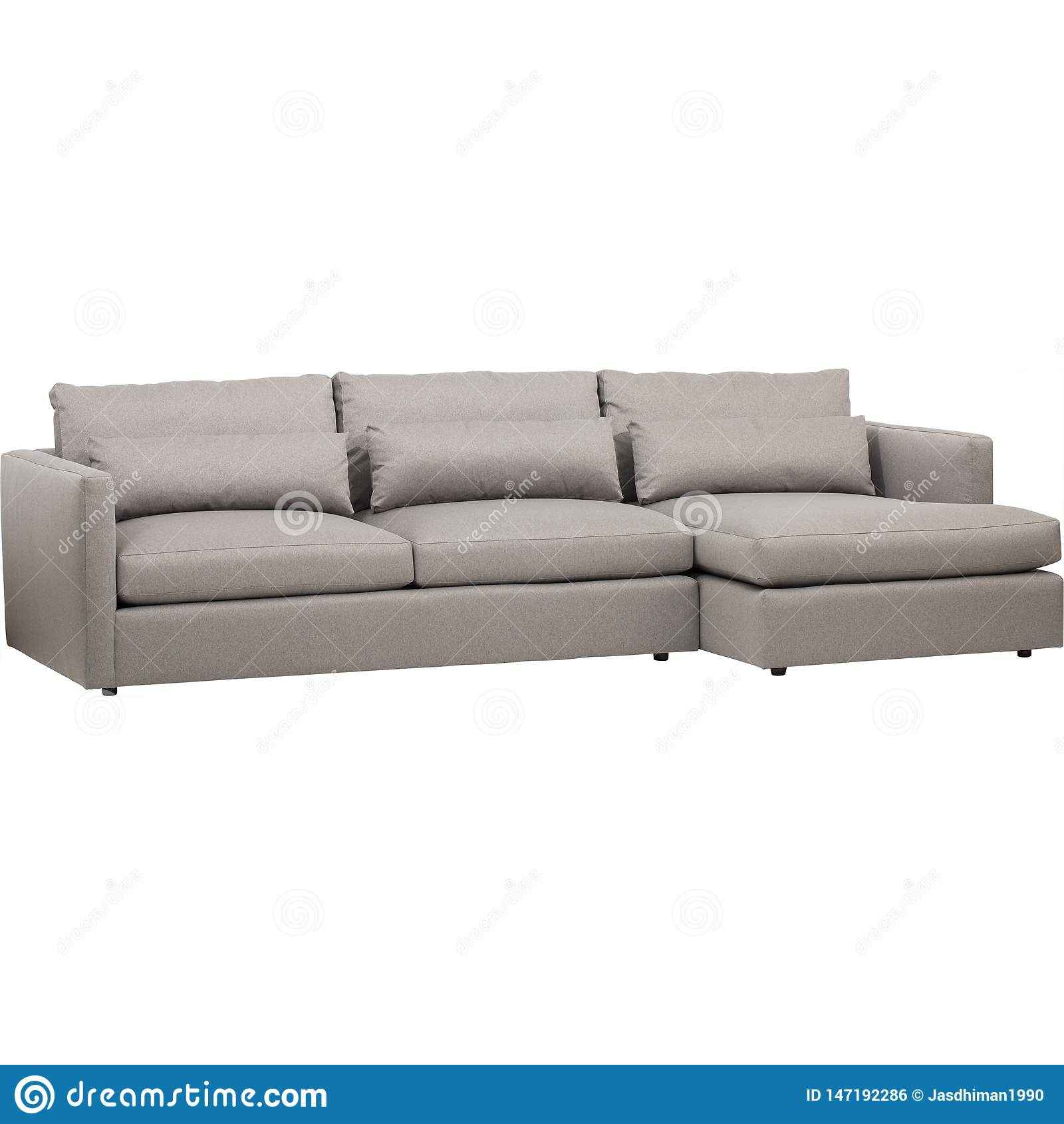 Super John Lewis Partners Bailey Rhf Chaise End Sofa Bed A Uwap Interior Chair Design Uwaporg