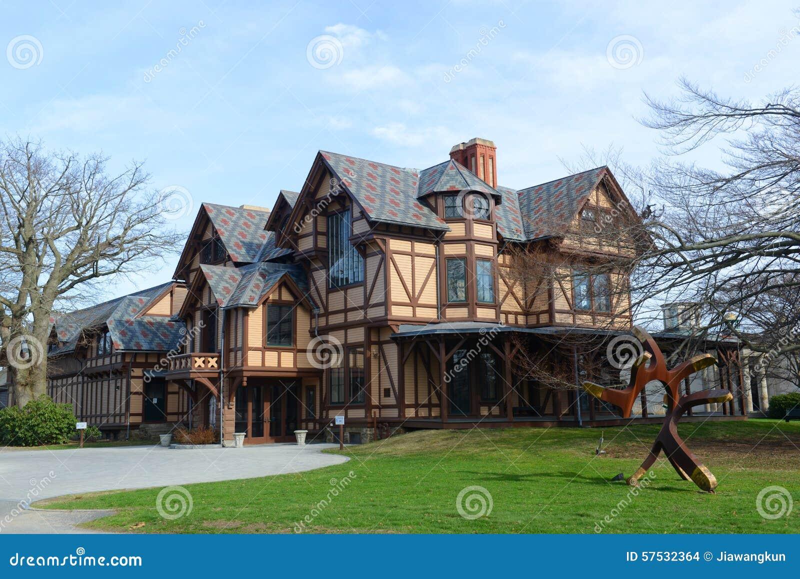 John N Griswold S House In Newport Rhode Island