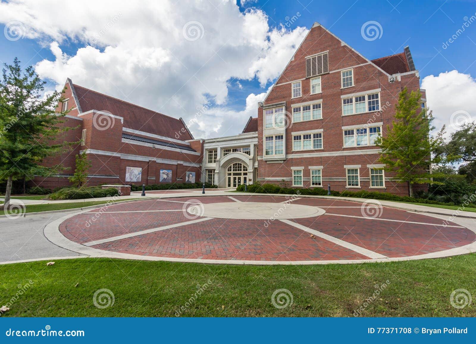 Florida State University College Of Medicine >> John Thrasher Building At Florida State University Editorial