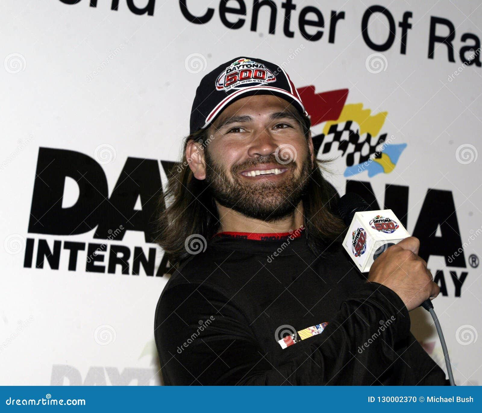 Johnny Damon Attends the Daytona 500