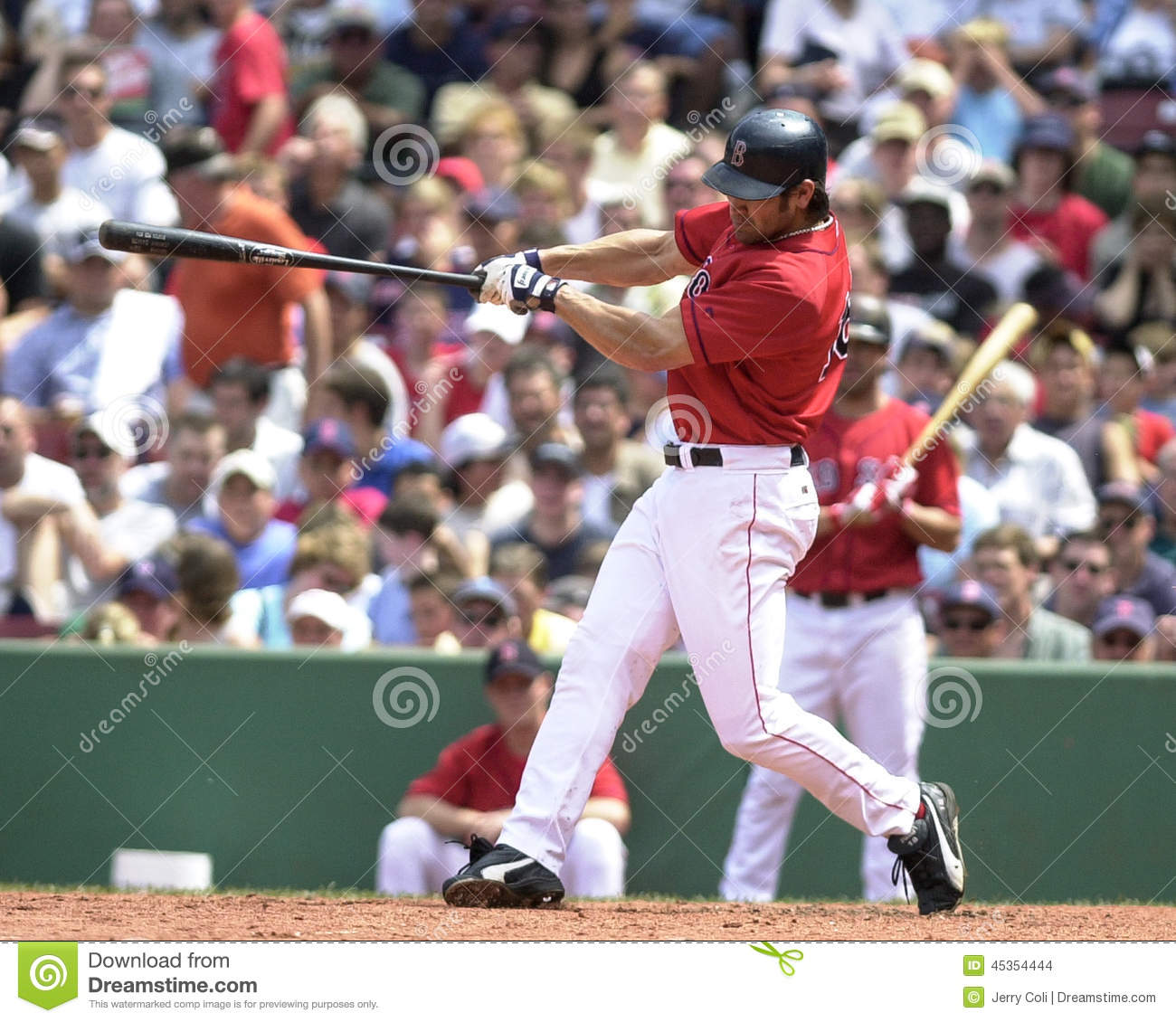 Johnny Damon, les Red Sox de Boston