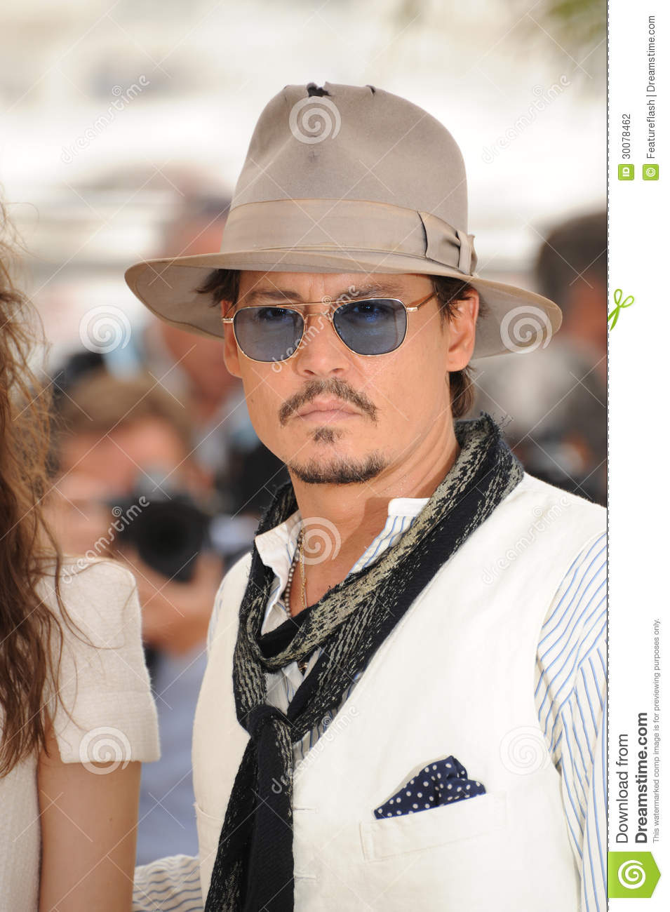 Johnny Depp editorial photography  Image of photocall - 30078462