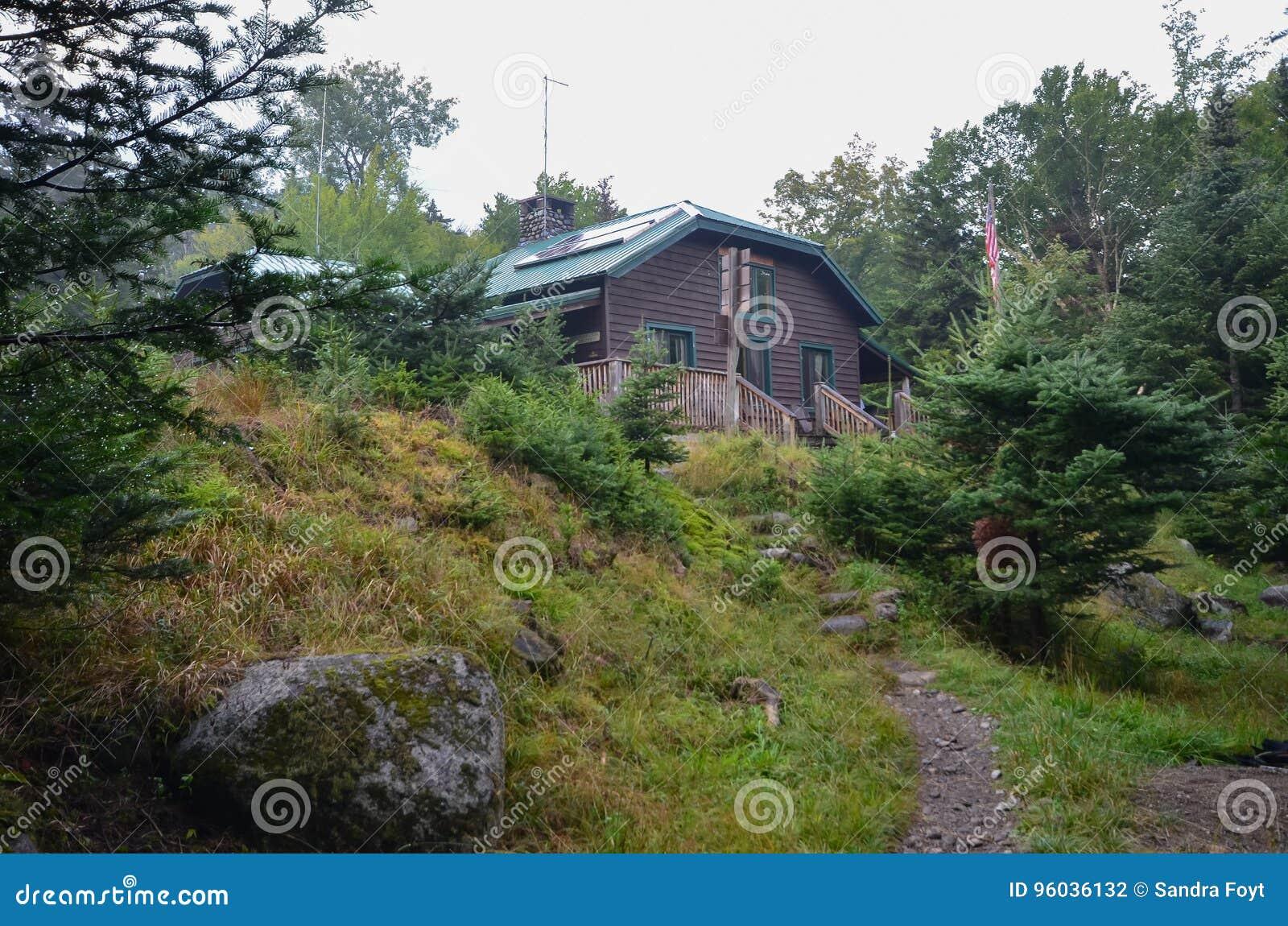 Johns strumyka stróżówka - Keene dolina, NY