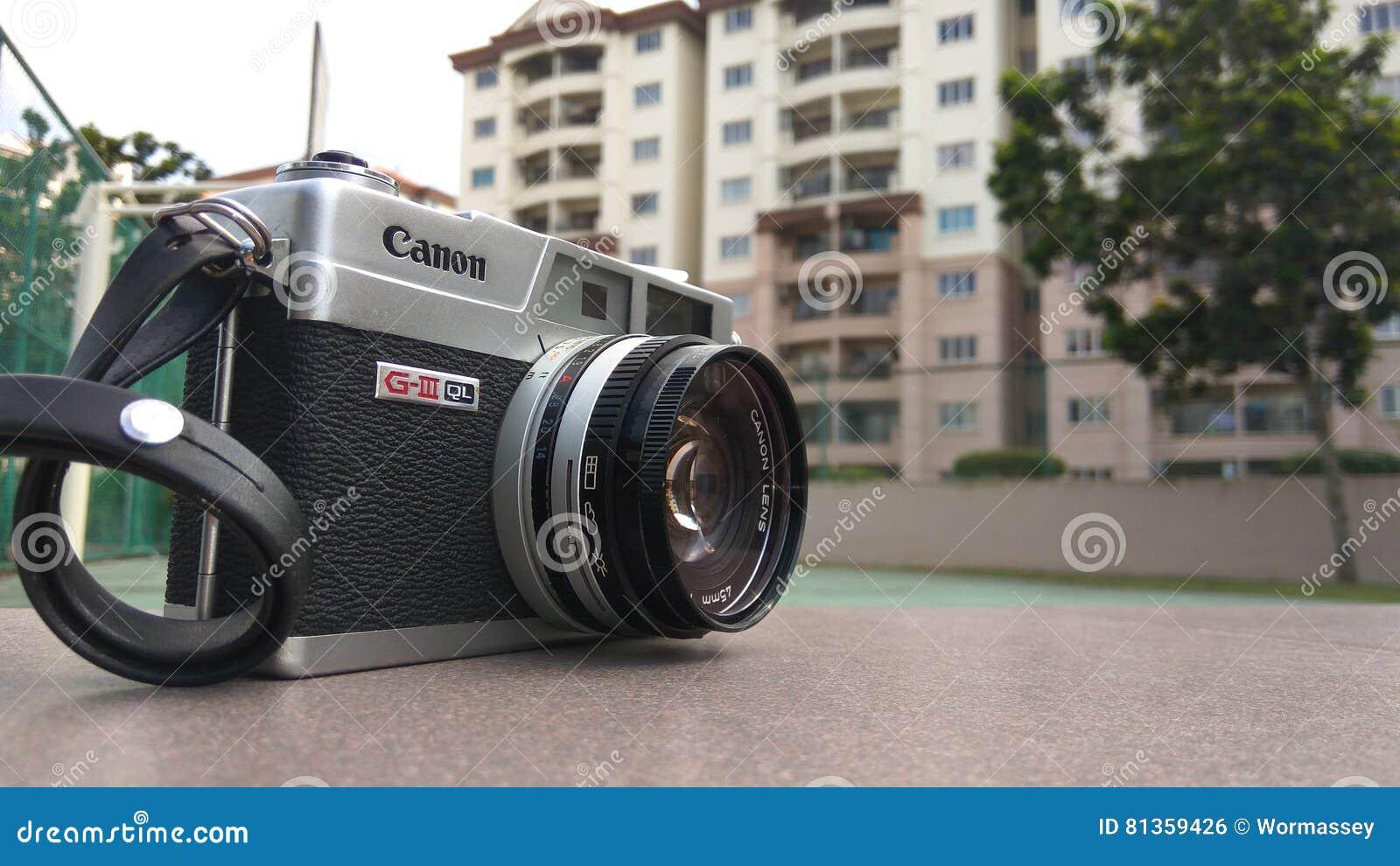 Johore malaysia januar entfernungsmesser film kamera