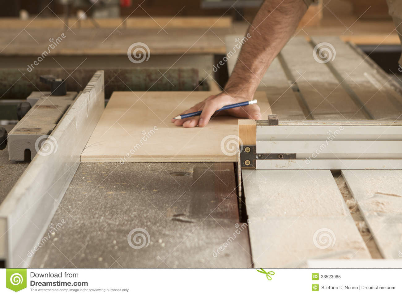 Joiner and saw