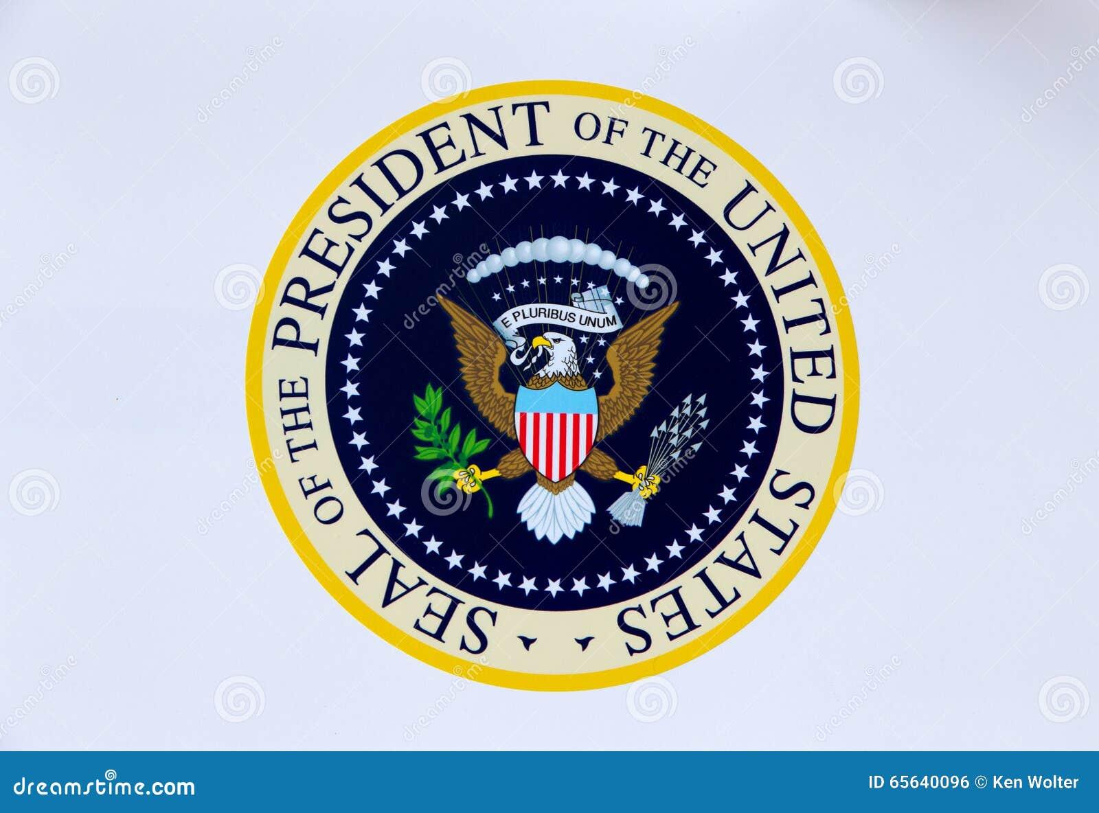 Joint présidentiel des Etats-Unis d Amérique