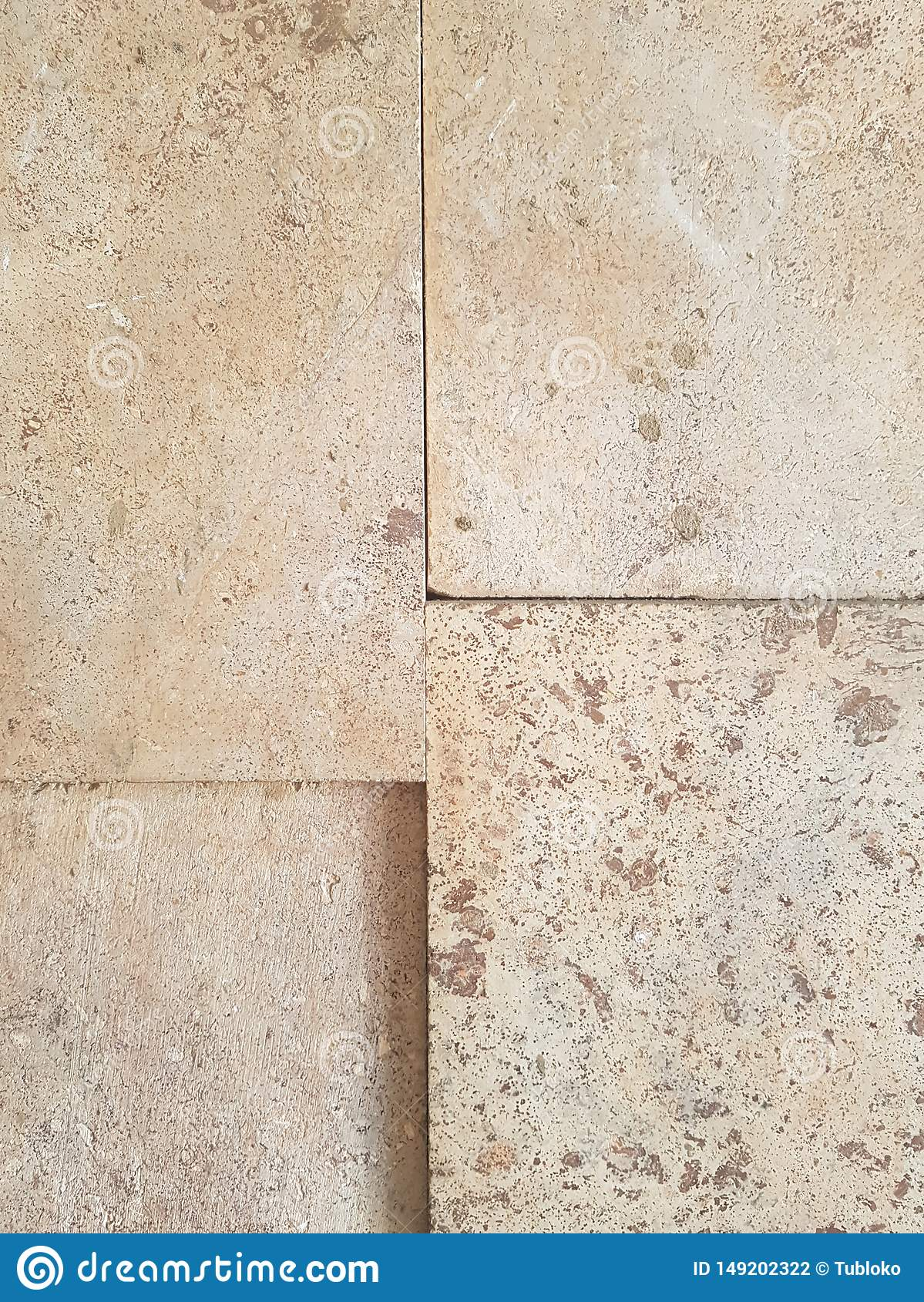 The Joints Of Stone Stock Photo Image Of Marble Gray 149202322