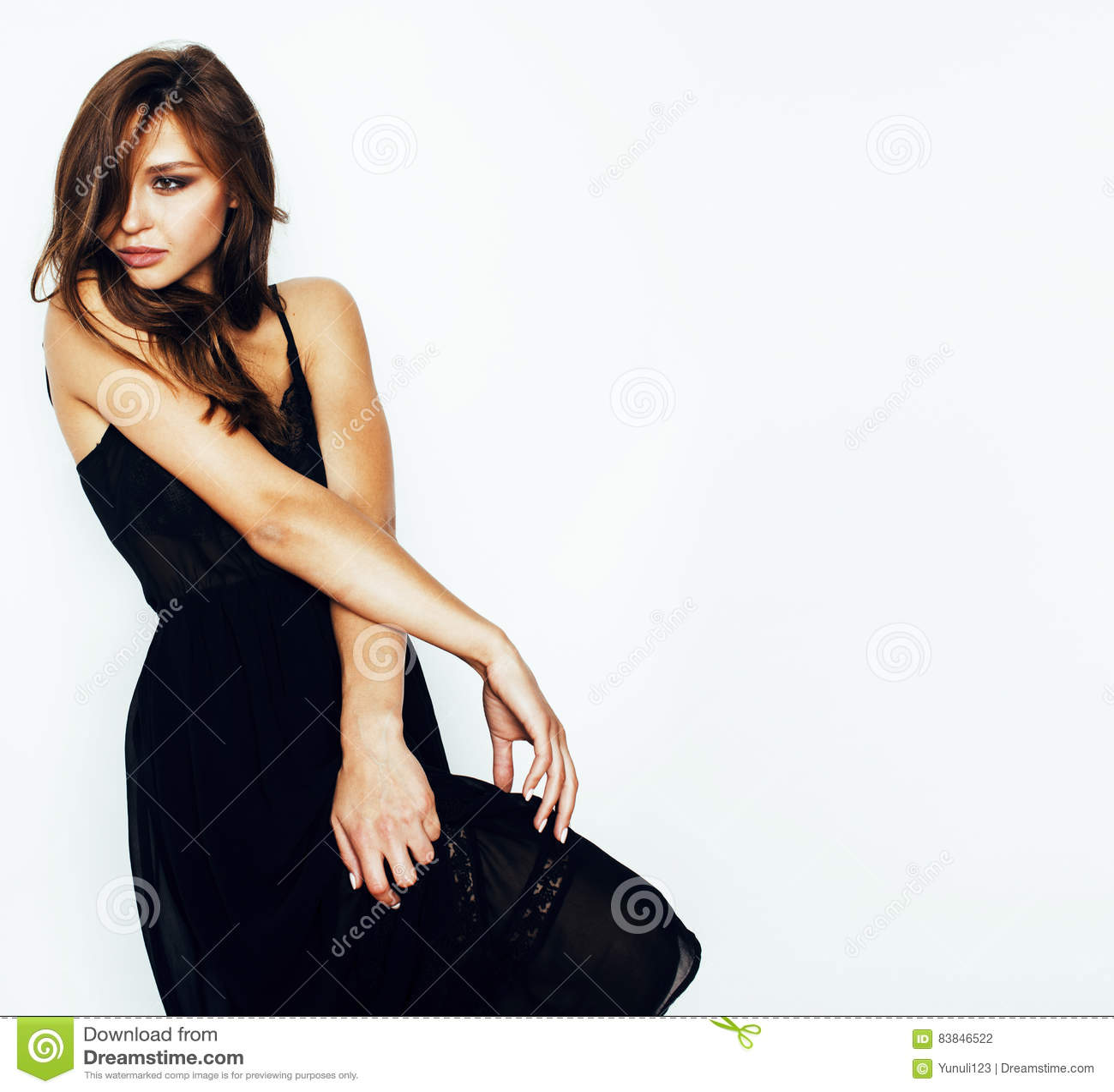 Femme jolie photo