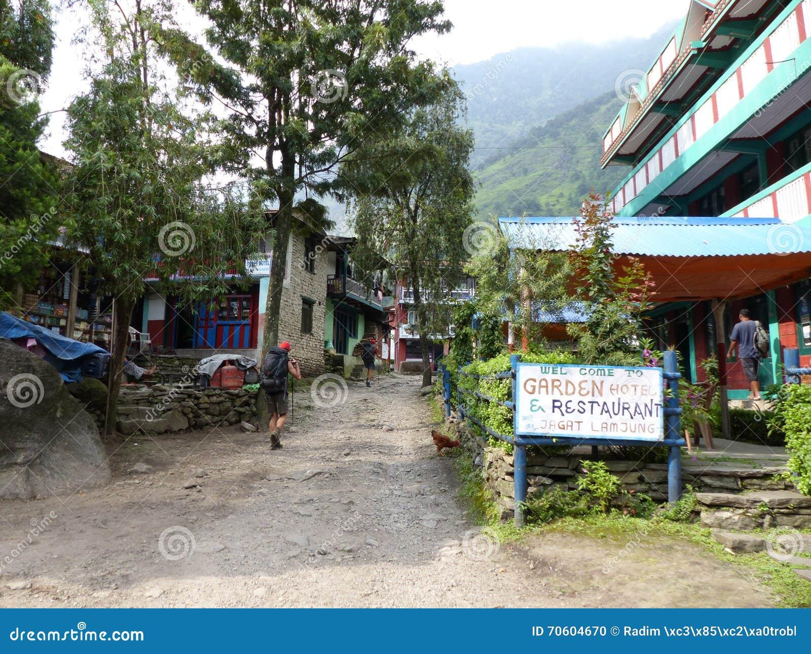 Jomson village