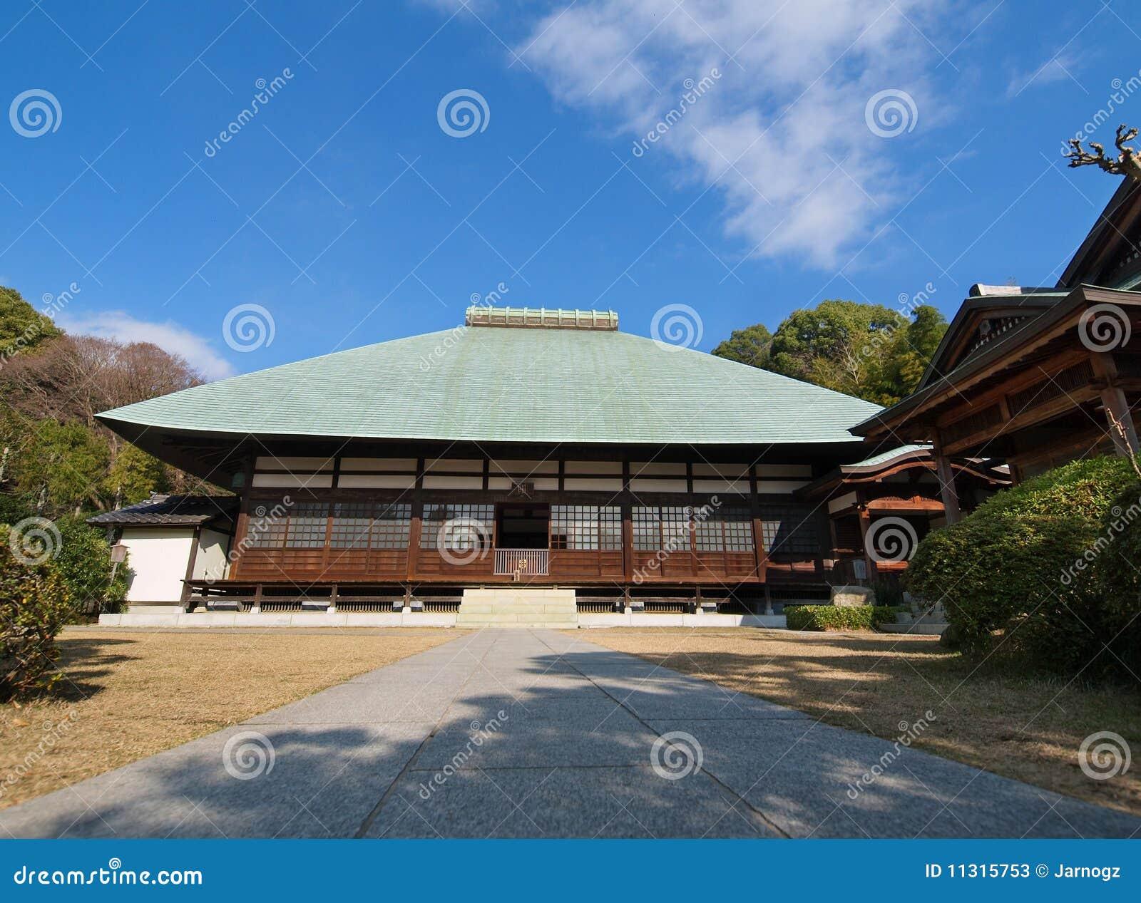 Jomyoji Tempel in Kamakura