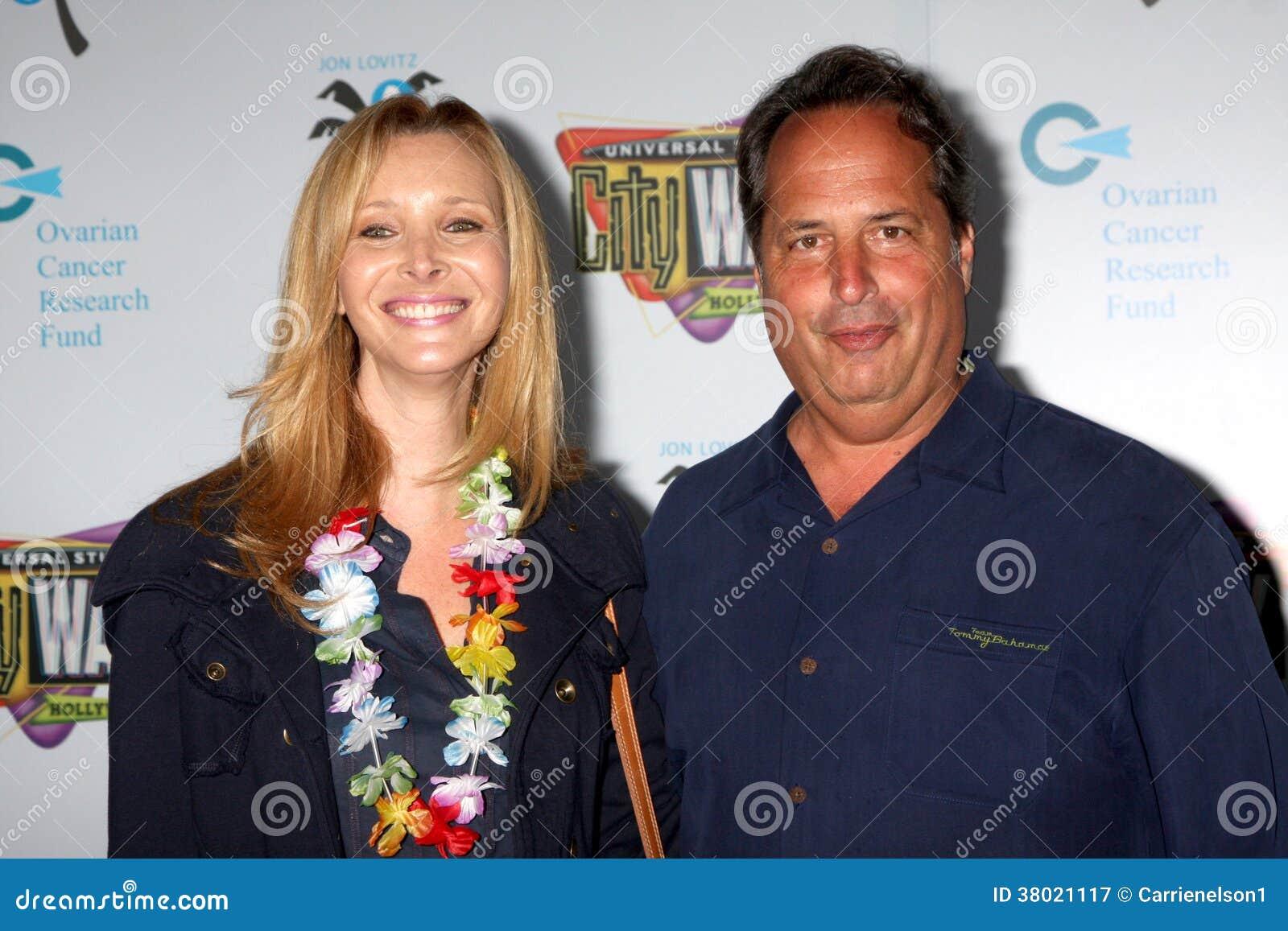 Jon Lovitz, Lisa Kudrow