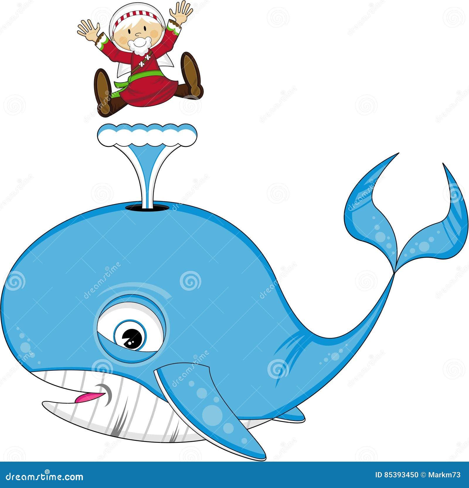 Jonah e a baleia