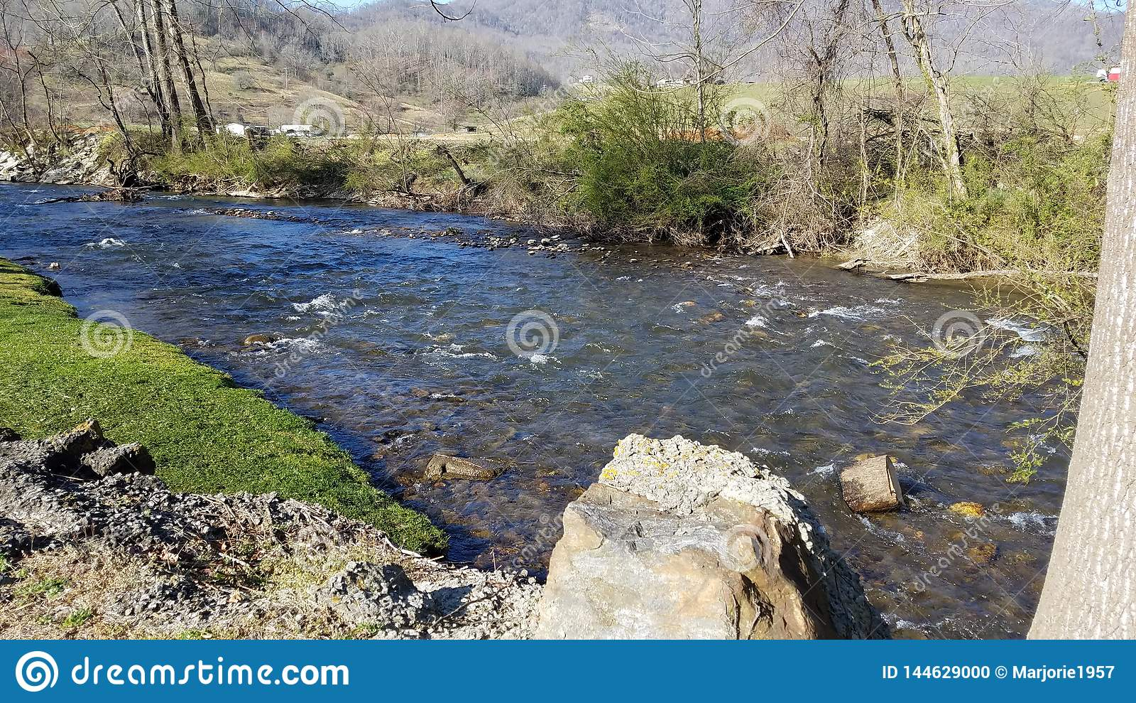 Jonathan Creek i Maggie Valley