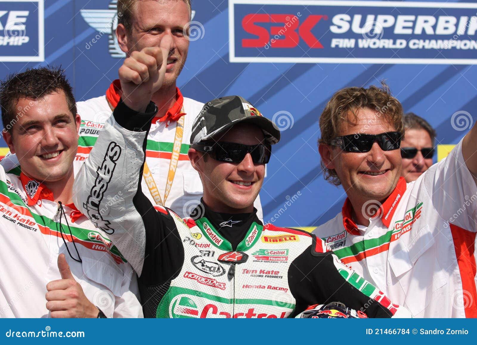 Jonathan Rea - Honda CBR1000RR - Castrol Honda