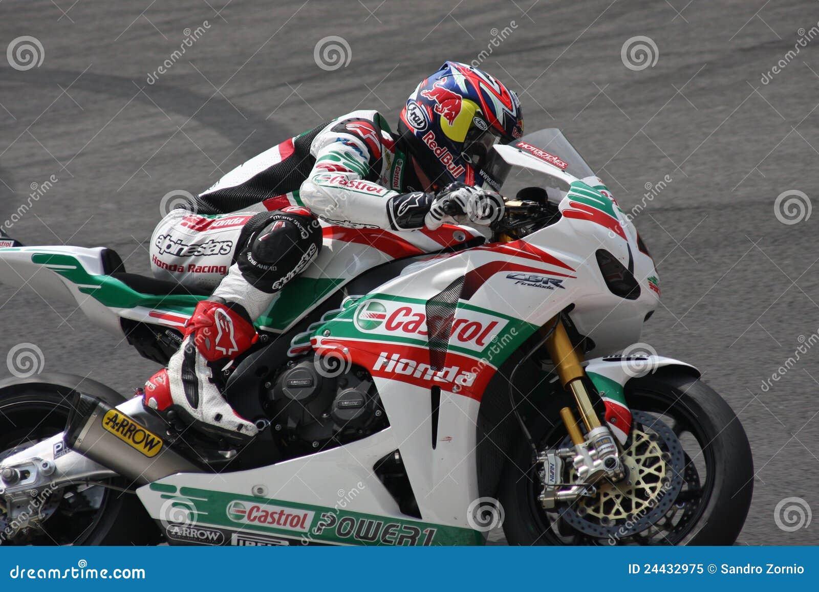 Jonathan Rea - Honda CBR1000RR - Honda World Super