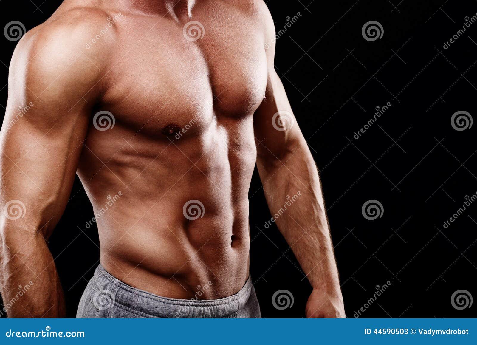 Jong bemant torso