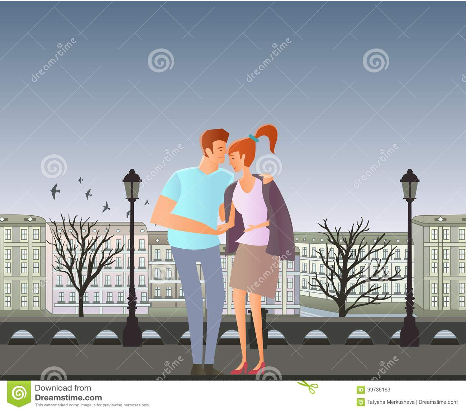 Gemeenschap Troy en Britta start dating